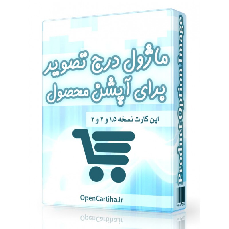 Product Option Image For OpenCart
