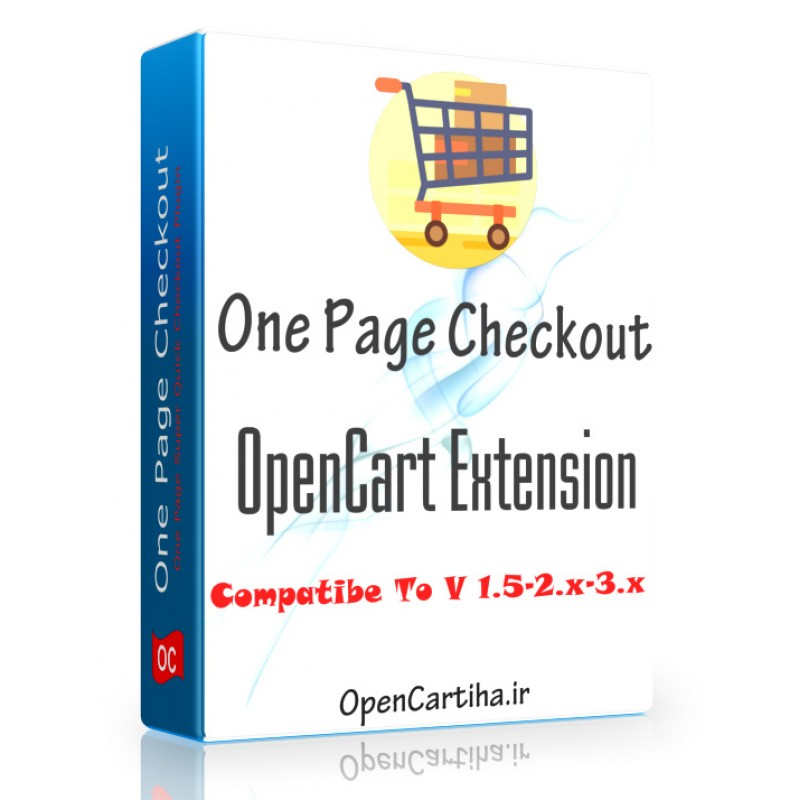OpenCart One Page Super Quick Checkout Plugin